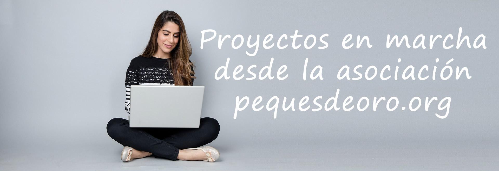 Proyectos en marcha de la Asociación PequesdeOro